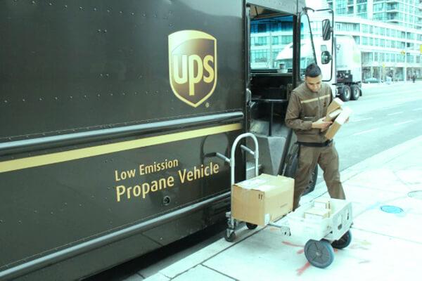 UPS Canada